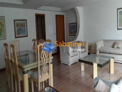Imagem 1 de 22 de Apartamento A Venda Em Sp Higienópolis - Ap04810 - 69452954
