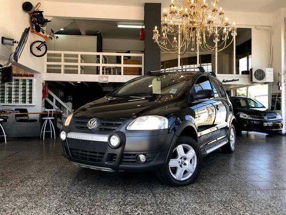 Volkswagen Crossfox 1.6 Nafta Full-full , Anticipo $
