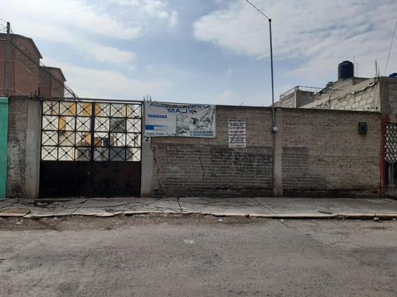 Terreno Plano Zona Urbanizada Para Taller O Negocios