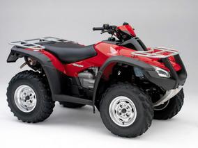 Cuatrimoto Honda Rincon Trx 680 Nuevo