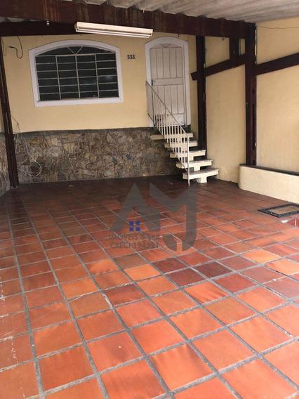 Casa À Venda No Bairro Jardim Penha Em São Paulo/sp - 358
