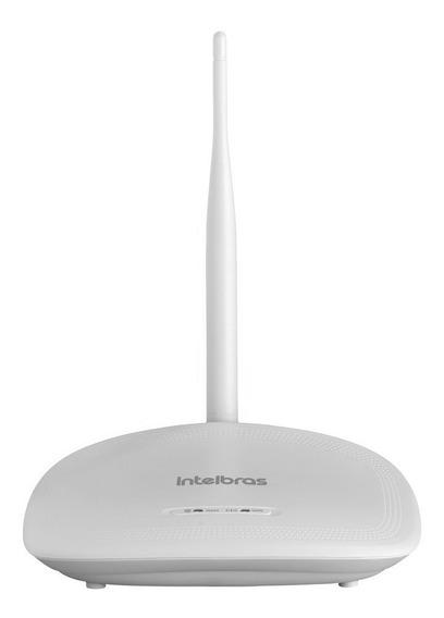 Roteador Sem Fio Intelbras Wireless Wifi Com Ipv6 Iwr 1000n