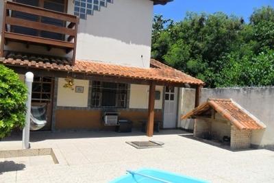 Casa Em Ogiva, Cabo Frio/rj De 426m² 3 Quartos À Venda Por R$ 1.400.000,00 - Ca102569