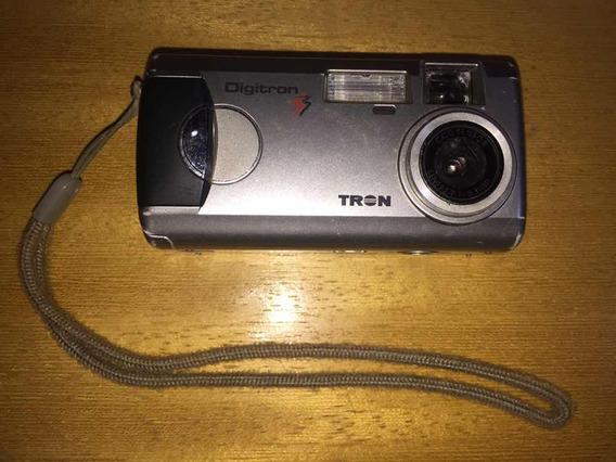 Câmera Digital Digitron Ccd Sensor - Para Decoração