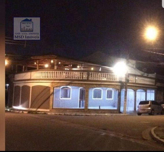 Casa A Venda No Bairro Parque Renato Maia Em Guarulhos - Sp. - 2673-1