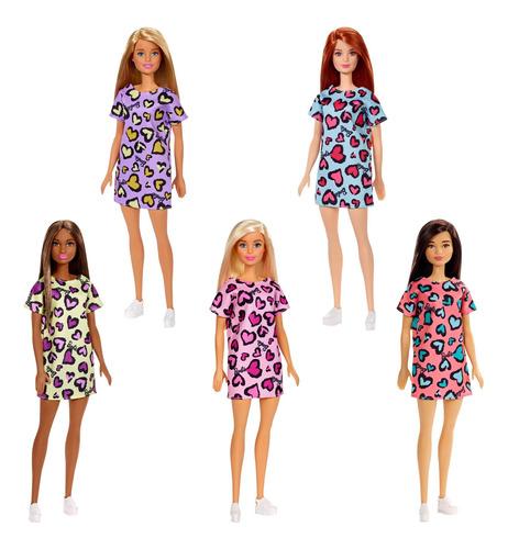 Barbie Fashionista, Muñeca Básica