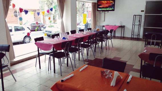 Fondo De Comercio Restaurant Y Bufete En Club