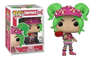 Figura Funko Pop Games Fortnite - Zoey 458 Mejor Precio!