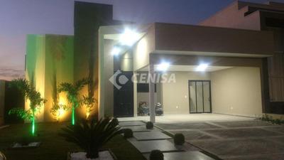 Casa Residencial À Venda, Condomínio Maria Dulce, Indaiatuba - Ca1038. - Ca1038