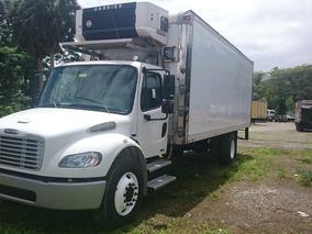 Camión Refrigerado Freightliner De 26 Pies De -10 A 14