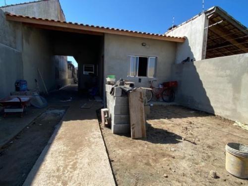 Casa À Venda Com Fim De Acabamento - Itanhaém 7053 | A.c.m