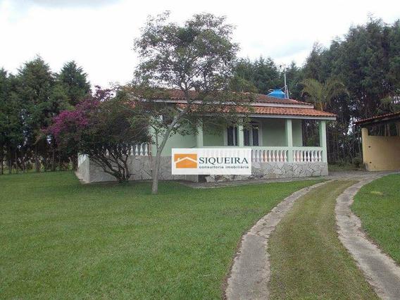 Chácara Com 4 Dormitórios À Venda, 3200 M² Por R$ 800.000 - Sapetuba - Iperó/sp - Ch0025