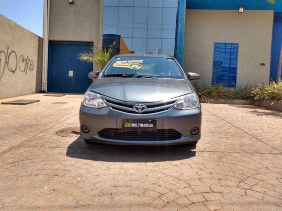 Toyota Etios X 1.3 Flex 16v 5p.mec 2015