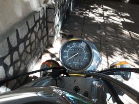 Vendo Motocicleta Honda Shadow Amarela 1998 -alforges E Cano