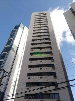 Apartamento Residencial Para Locação, Rosarinho, Recife. - Ap0756
