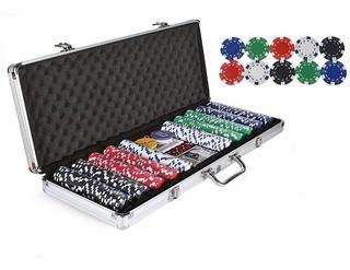 Set Poker Cartas De Poker Juego Poker Mesa De Poker 500 Pza