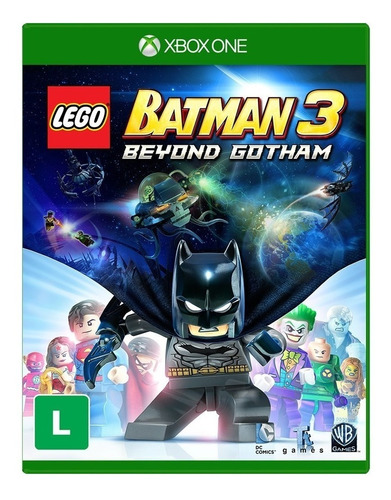 Imagen 1 de 5 de LEGO Batman 3: Beyond Gotham Warner Bros. Xbox One Físico
