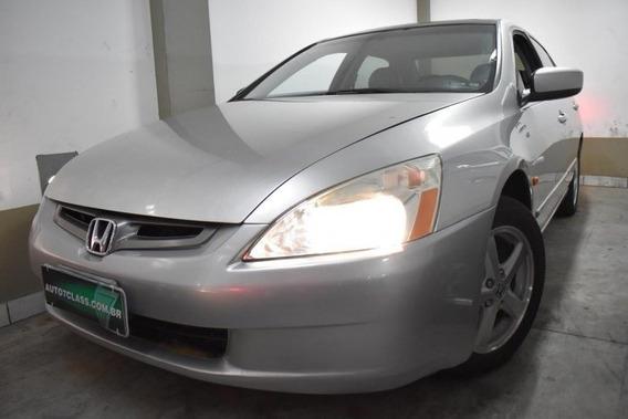 Accord 3.0 Ex V6 24v Gasolina 4p Automático