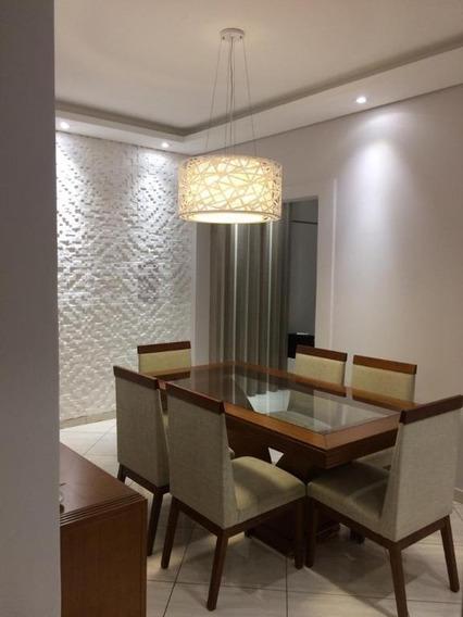 Casa Com 2 Dormitórios À Venda, 85 M² Por R$ 390.000,00 - Jardim Palmeiras - Limeira/sp - Ca1873