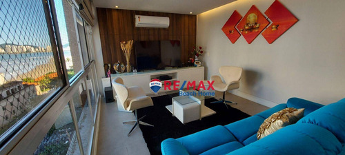 Imagem 1 de 30 de Apartamento Com 3 Dormitórios À Venda, 143 M² Por R$ 900.000,00 - Pitangueiras - Guarujá/sp - Ap3281