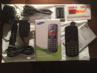 Telefono Samsung Keystone 2 Sin Uso Gt-e1205