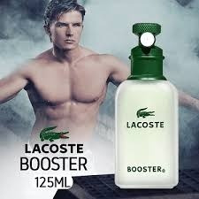 Perfume Lacoste Booster Edt - 125 Ml - *frete Grátis*