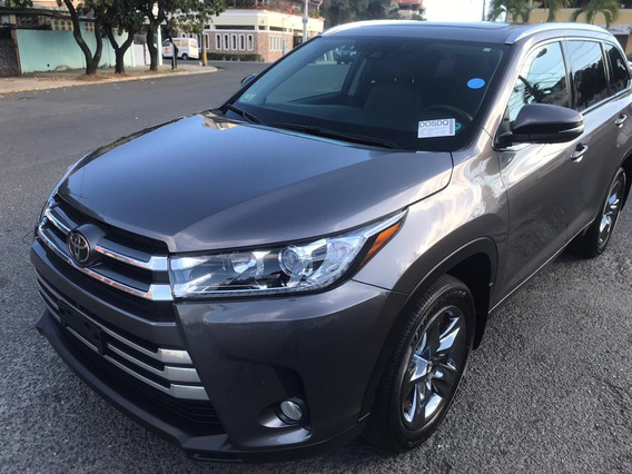 Toyota Highlander Platinum Limited