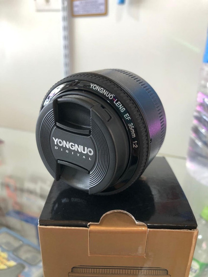 Yongnuo 35mm F/2 Para Canon