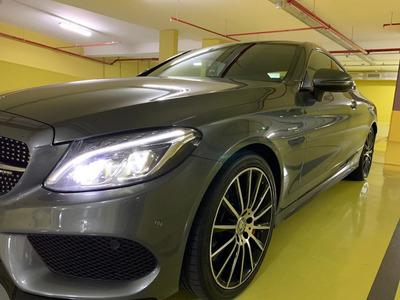 Mercedes-benz C 43 Amg 3.0 V6 Gasolina Coupé 4matic