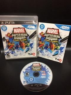 Juego Ps3 Marvel Super Hero Squad Comic Combat