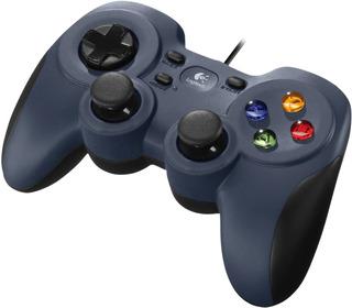 Control Joystick Usb Logitech F310 Para Pc 1.8m Vibracion