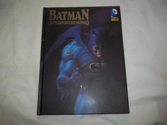 Hq Capa Dura Batman O Filho Do Demonio