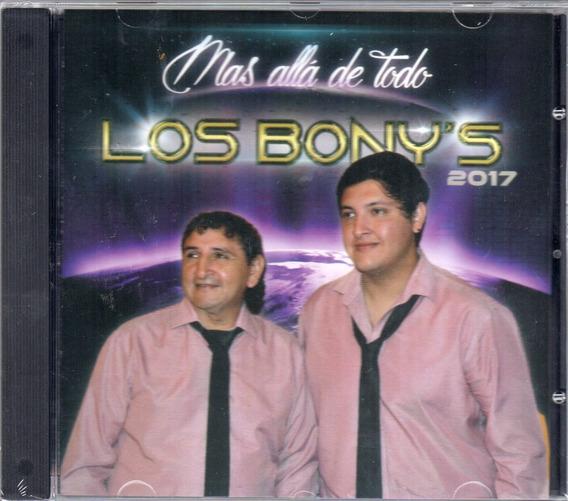 Los Bonys Lote De 10 Cds - Los Chiquibum