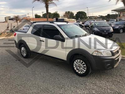 Fiat Strada - 2014 / 2014 1.4 Mpi Working Cd 8v Flex 3p Man