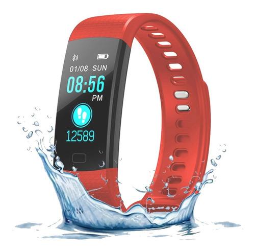 Imagen 1 de 10 de Smart Watch Band Y5 Inteligente Bluetooth Fitness Ip67 Andro