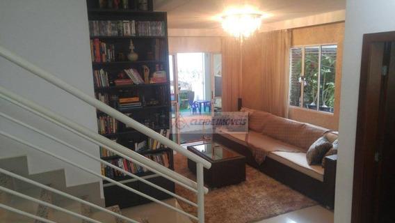 Sobrado Com 3 Dormitórios À Venda, 214 M² Por R$ 680.000,00 - Despraiado - Cuiabá/mt - So0204