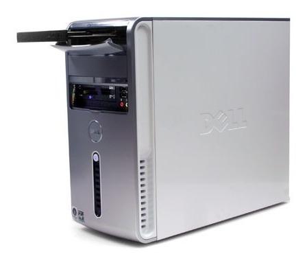 Dell Inspirion 531 Desktop + Monitor Dell + Teclado