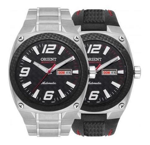 Relógio Masculino Automático Orient Edição Limitada Speedtec