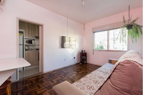 Apartamento De 1 Dormitório E 46m² No Farroupilha - 28-im436680