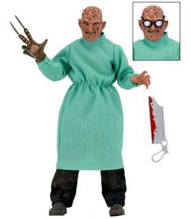 Neca Nightmare On Elm Street Surgeon Fredddy Krueger Clothed