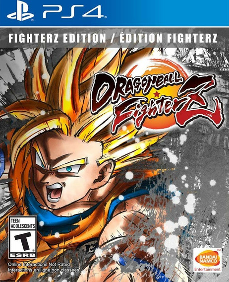Dragon Ball Fighter Z Deluxe Edition Ps4 Digital 1 Psn