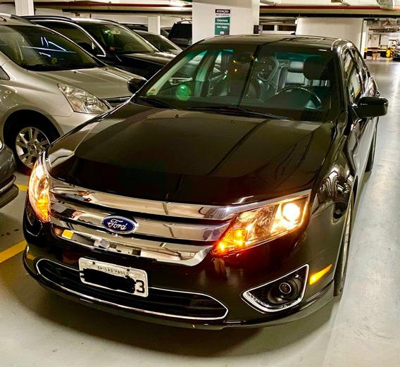 Fusion Blindado V6 Awd 2011/2012