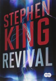Livro Revival - Stephen King - Lacrado