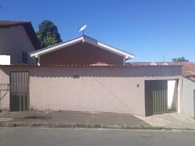 Casa Com 3 Quartos Para Comprar No Vila Caio Junqueira Em Poços De Caldas/mg - 2591