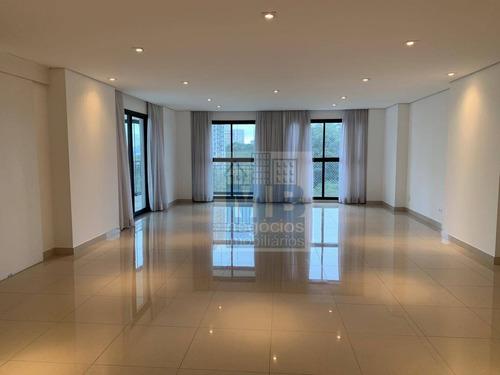Apartamento Residencial Para Locação, Santo Amaro, São Paulo - . - Ap2798