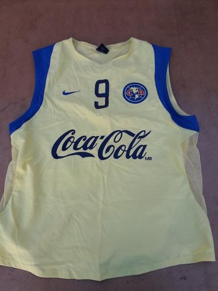 Camiseta América De México Entrenamiento Nike