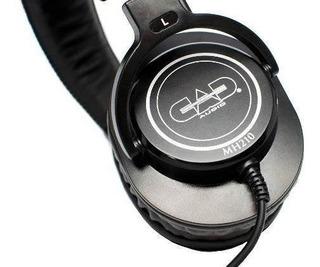 Auriculares De Estudio Cerrados Negro Cad Mh210