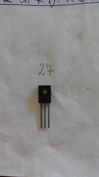 Transistor Bd135 Bd 135 Original Kit C/ 13 Peças