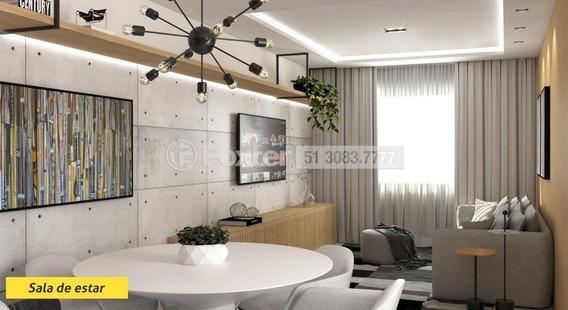 Apartamento, 1 Dormitórios, 77.09 M², Jardim Botânico - 196803