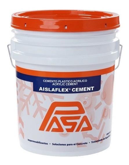 Aislaflex Cement (sellador De Grietas Acrílico)